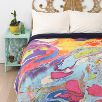 Magical Thinking Marble Duvet Cover