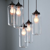 5-Jar Chandelier