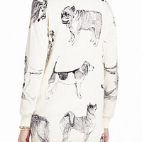 Pooch Posse Cardigan