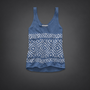 Scripps Pier Sweater Tank
