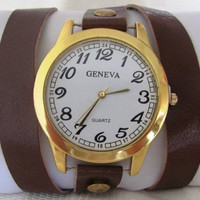 Delicate Women Wrist Watch - Fashion Bracelet  FREE SHIPPING