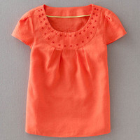 Pleat Top (Pineapple)