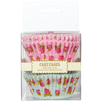 Buy Vintage Rose Cupcake Cases online at John Lewis