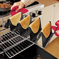 Baked Taco Shell Rack @ Fresh Finds