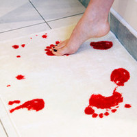 Blood Bath-Bath Mat | Incredible Things