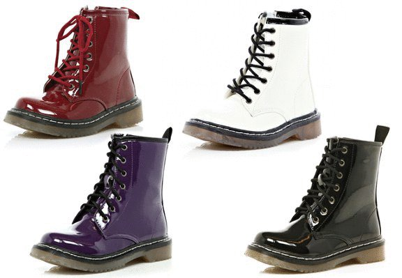 Combat Boots For Kids - Cr Boot