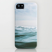 To The Sea  iPhone Case by Bree Madden  | Society6
