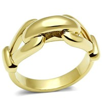 Ion Gold Plated Ring - 06557