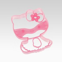 Hello Kitty Cookie Cutter: Sitting