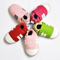 Girls Little Sneakers - Bondi Booti