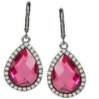 Joan Rivers Sweet Little Teardrop Earrings — QVC.com