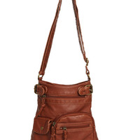 Zip Pocket Crossbody bag | Shop Accessories at Wet Seal