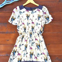 Happy Hummingbird Dress