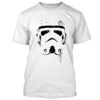 Star Wars Stormtrooper  tshirt by purplecactusdesign on Etsy