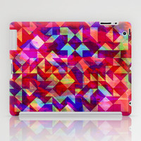 Geo Gem iPad Case by Amy Sia | Society6