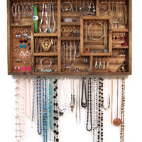 Earring Holder Jewelry Organizer