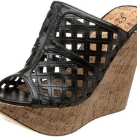 Amazon.com: Womens BLACK Wedges Platforms Dress Shoes Sandals: Shoes