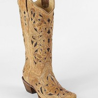 Corral Brushed Leather Boot - Women's Shoes | Buckle