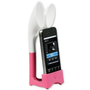 Cute Rabbit Ear iPhone 4/4S Loudspeaker: Cell Phones & Accessories