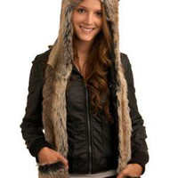 Howl to Stay Warm Hood | Mod Retro Vintage Hats | ModCloth.com