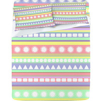 Romi Vega Pastel Pattern Sheet Set