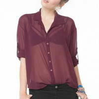 Brandy ♥ Melville |  Annette Top - Clothing