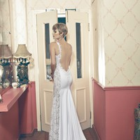 Shimon Dahan & Yona Ben Shushan bridal collection 2013 | Galleries | FashionTV | fashiontv.com