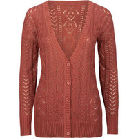 FULL TILT Button Front Cardigan