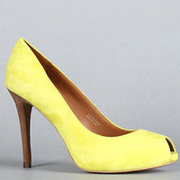 The Great Bis Shoe in Yellow Suede : Ash Shoes : Karmaloop.com - Global Concrete Culture