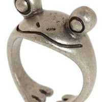 Toad You So Ring | Mod Retro Vintage Rings | ModCloth.com