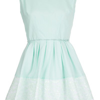 **Claire Lace Dress by Jones and Jones - Dresses - Clothing - Topshop
