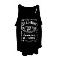 jack daniels tank tops shirts by MagicFashion on Etsy