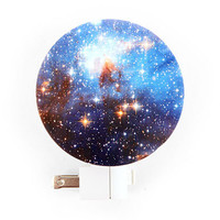 Kikkerland Design Inc   » Products  » Night Light + Galaxy