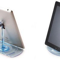 Water Tap Faucet Stand For Smartphone/Tablet PC - Electronics