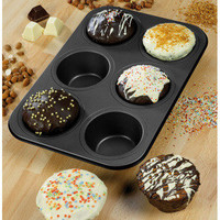 Mega Muffin Pan and Liner Set | create giant size treats ? Kitchen Krafts