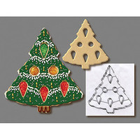 Christmas Tree Cut-Out Cookie Cutter | Give cookie gifts - Kitchen Krafts
