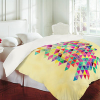 DENY Designs Home Accessories | Fimbis Kick Of Freshness Duvet Cover