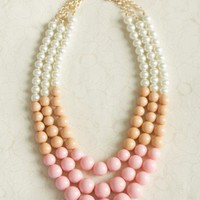 sugar pie layered necklace at ShopRuche.com