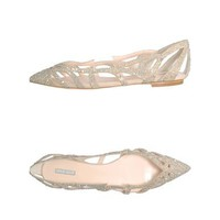 Giorgio armani Women - Footwear - Ballet flats Giorgio armani on YOOX