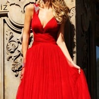 Tarik Ediz 92164 Dress - MissesDressy.com