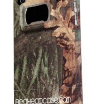 Amazon.com: Be a Headcase Bottle Opener Case for Iphone 4/4s w/ Free App - Camo: Cell Phones & Accessories