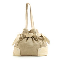 Kooba Rose Tote in Gold at Carolina Boutique in downtown Mill Valley