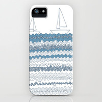 Sea iPhone Case by Anita Ivancenko