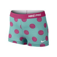 Nike Store. Nike Pro Core Printed 2.5&quot; Women&#x27;s Shorts