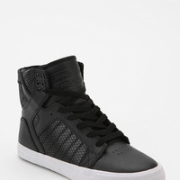 Urban Outfitters - SUPRA Embossed Leather Skytop High-Top Sneaker
