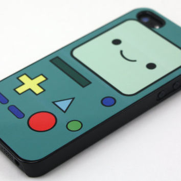 Adventure Time BMO iPhone 5 Case