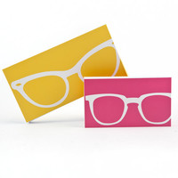 Sunglass Notepad-Tall - See Jane Work