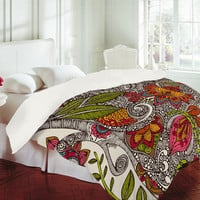 DENY Designs Home Accessories | Valentina Ramos Random Flowers Duvet Cover