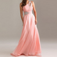 Bridesmaids Formal Prom Evening Long Maxi Ball Bridal Gown Cocktail Party Dress