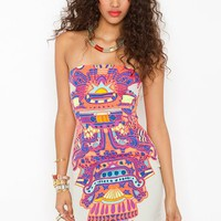 Veracruz Cutout Dress in  Clothes Dresses Body-Con at Nasty Gal